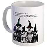 CafePress brujas – Wicked 101 – taza, Black Color Changing, small
