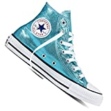 Converse Chuck Taylor All Star HI 155555C Sneaker Fresh Cyan/Black Gr. 40 (US 7)