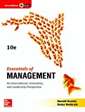 Essentials of Management: An International, Innovation and Leadership Perspective