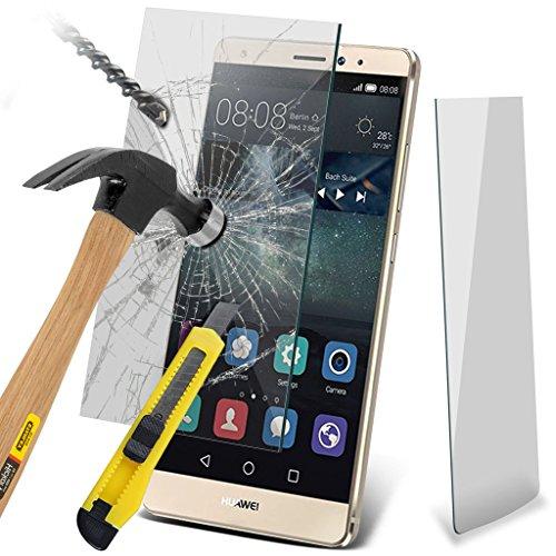 (2 protezione dello schermo di vetro) Huawei Mate S panno
