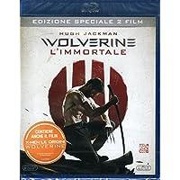 wolverine l'immortale / x-men le origini - wolverine (2 blu-ray) box set