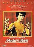BRUCE LEE PACK 5 DVD -FURIA ORIENTAL-KARATE A MUERTE EN BANGKOK-EL FUROR DEL DRAGON-JUEGO CON LA MUERTE- EL ULTIMO COMBATE-TODAS ORIGINALES DE BRUCE LEE