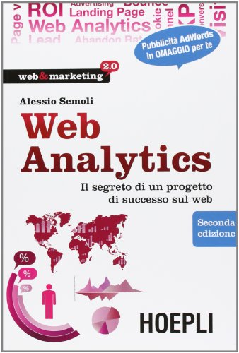 Web analytics. Il segreto di un progetto di successo sul web