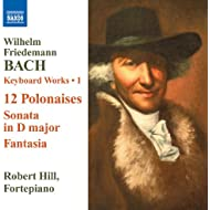 Bach, W.F.: Keyboard Works, Vol. 1