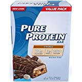 Pure Protein Bar S'mores, 6 - 1.76oz (50g) Bars