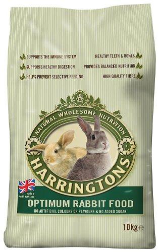 Harringtons Optimum Rabbit 10 Kg Test