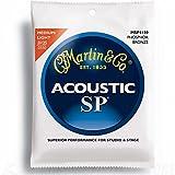 Martin SP Studio Performance Phosphor Bronze Acoustic Guitar StringsMSP4150 12.5-55