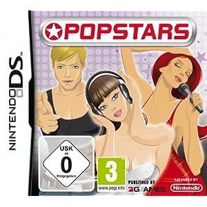 Popstars – [Nintendo DS]