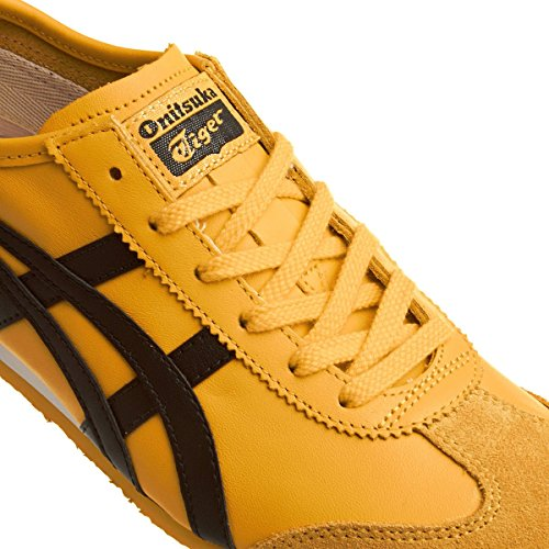 Onitsuka Tiger HL202 Mexico 66 Unisex Sneaker gelb