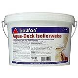 Baufan Aqua-Deck Isolierweiss 750ml