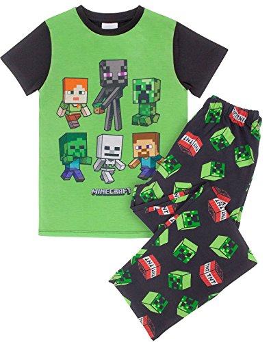 Minecraft Creeper TNT Boy's Pyjamas