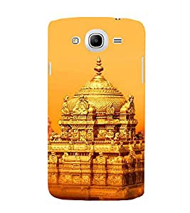 FUSON Tirupati Balaji Temple 3D Hard Polycarbonate Designer Back Case Cover for Samsung Galaxy Mega 5.8 I9150 :: Samsung Galaxy Mega Duos 5.8 I9152