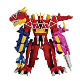 Power Rangers : Dino Charge - Deluxe Megazord Dino Charge