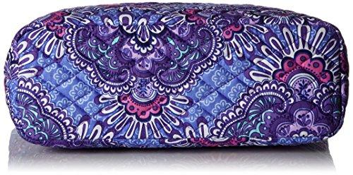 Vera Bradley  Tote,  Unisex-Erwachsene Tasche Lilac Tapestry