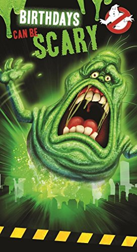 Ghostbusters dünner Geburtstag (Zubehör Ghostbuster)