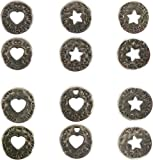 6 x Schutzengel-Münzen - Engelmünzen - Talisman - Glücksbringer-