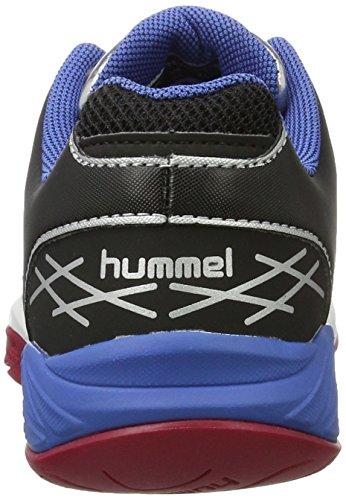 Hummel Unisex-Erwachsene Omnicourt Z4 Trophy Hallenschuhe Schwarz (Black)