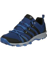 adidas TRACEROCKER - Zapatillas de trail running para Hombre, Azul - (AZUMIS/NEGBAS/GRIS) 38 2/3