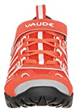 VAUDE Yara TR 20318 Unisex Radschuhe, Orange (glowing red 281), 45 EU