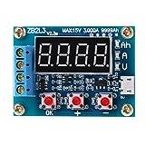 Jenor Zb2l3Li-Ion Lithium Capacité de batterie au plomb Mètre Analyseur de testeur de décharge...