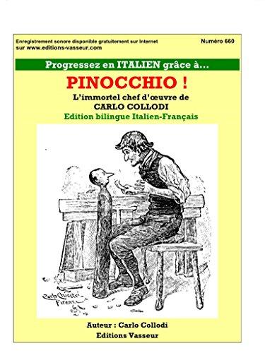 Progressez en italien grâce à Pinocchio