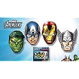 Los Vengadores - 6 caretas, bolsa (Verbetena 014300065)