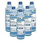 6x 1,0 L Flaschen Kiehl Veriprop - Universalreiniger für wasserabweisende und elastische Bodenbelägen, PVC, Linoleum, Kautschuk, Feinsteinzeug und Fliesen