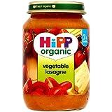 HiPP Organic - Baby Food 7 Months - Vegetable Lasagne - 190g (Case of 6)