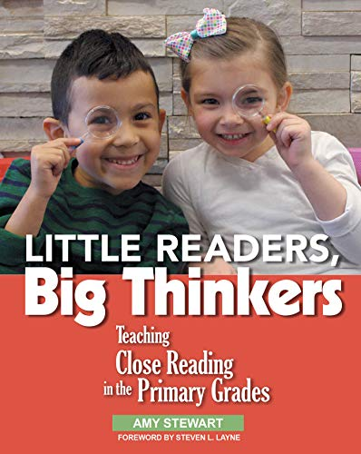 Little Readers, Big Thinkers (English Edition)