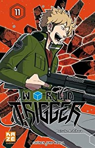 World Trigger Edition simple Tome 11