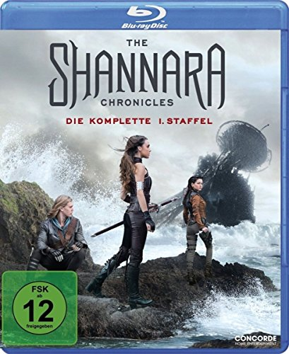 Shannara chronicles the best amazon price in savemoney the shannara chronicles die komplette 1affel blu ray fandeluxe Gallery