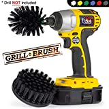 Grill Brush - Grill Accessories - BBQ Grill - Grill Cleaner - Grill Tools - BBQ Brush - Electric Smoker - Smokers and Grills - Grill Scraper - BBQ Tools