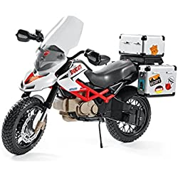Peg Perego - Moto Ducati Hypermotard Cross 12 Volts