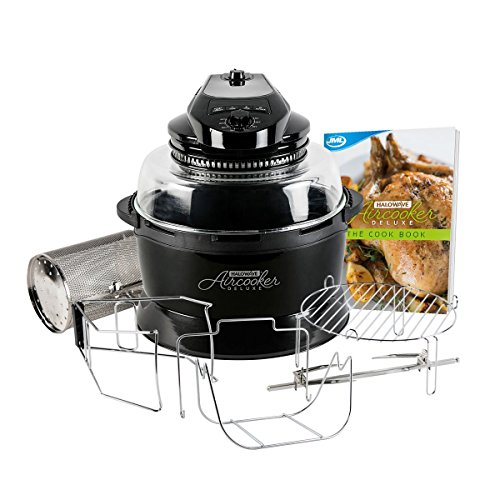 51yz russDL. SS500  - JML Halowave Aircooker Deluxe - Black