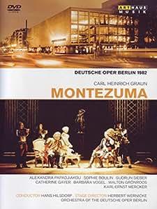 Graun: Montezuma (Montezuma Oper Berlin 1982) (Arthaus: 101629) [DVD] [NTSC] [2012]