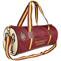 Groovy Harry Potter Hogwarts Express 9 & 3/4 Holdall, Red, Medium