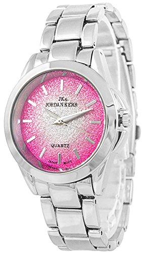 Hochwertige JORDAN KERR Armbanduhr für Damen nickelfrei, ZJ31A27B/1