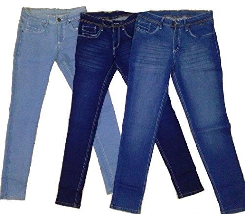 Spykar Men's Blue Jeans Combo-Medium