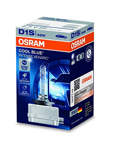 OSRAM XENARC COOL BLUE INTENSE D1S im Bild