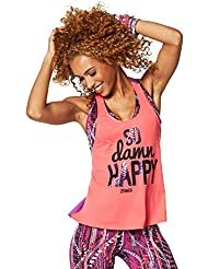 Zumba Fitness So Awesome Loose Débardeur Femme