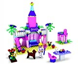 #8: Tickles COGO Girls Blocks Princess Castle for Girls Building Blocks Birthday Gift 178 pcs