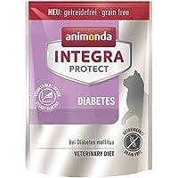Animonda Integra Protect Diabetes Katzentrockenfutter | Diätfutter | Trockenfutter bei Diabetes mellitus (300 g)
