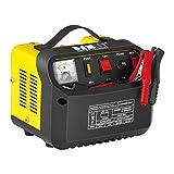MSW Autobatterie Ladegerät Kfz Batterieladegerät S-CHARGER-20A.2 (Kühlsystem, 12/24 V Ladespannung, 8/12 A Ladestrom, 12-200 Ah, 500 W, angepasste Ladestärke MIN/MAX)
