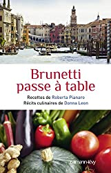 Brunetti passe à table