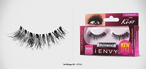 Kiss I Envy So Wispy 03 Lashes (3 Pack) by Kiss