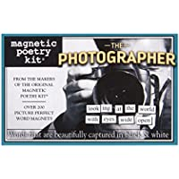 The Photographer – Fridge Magnet