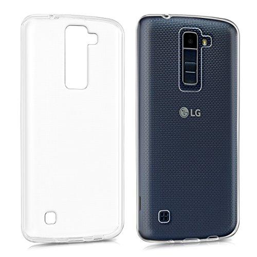 kwmobile LG K8 LTE (2016) Hülle - Handyhülle für LG K8 LTE (2016) - Handy Case in Transparent