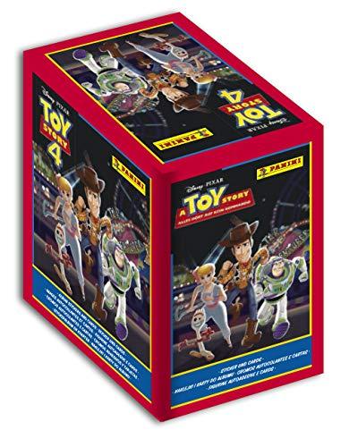 Panini- Toy Story 4 Cromos (003726BOX50E)