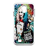 Suicide Skwad 1 Samsung Galaxy S4 I9500 Case, Sabcase Suicide Skwad 1 Personalized Hard Back Case for Samsung Galaxy S4