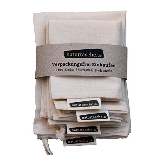 Brotbeutel Bio-Baumwolle